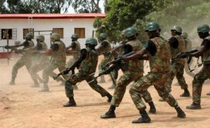 Armed forces in Nigeria