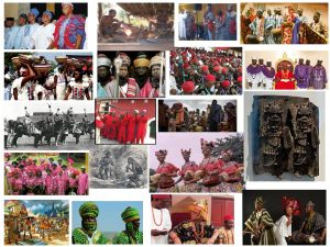 Nigerian ethnic communities