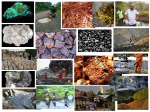 Nigerian mineral resources