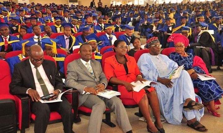 Nigerian high grade intellectuals and professors